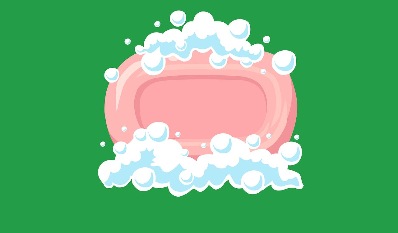 皮膚科の先生に聞いた、液体シャンプー剤から石鹸に切り替えるとハゲなくなる!